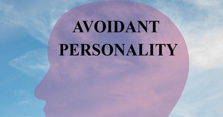 Disturbo evitante di personalità