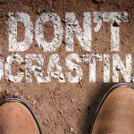 Procrastinare: come smettere - Gruppi anti procrastinazione
